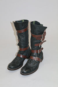 Vivienne Westwood MAN Leather Pirate Boots