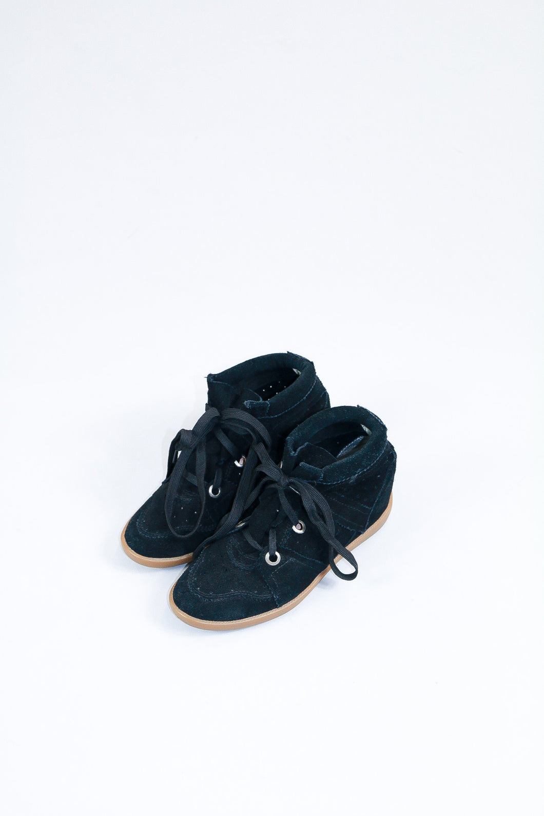 Isabel Marant Bobby Suede Sneakers