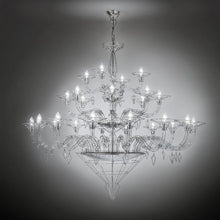 Load image into Gallery viewer, Dedalo 28-Arm Chandelier
