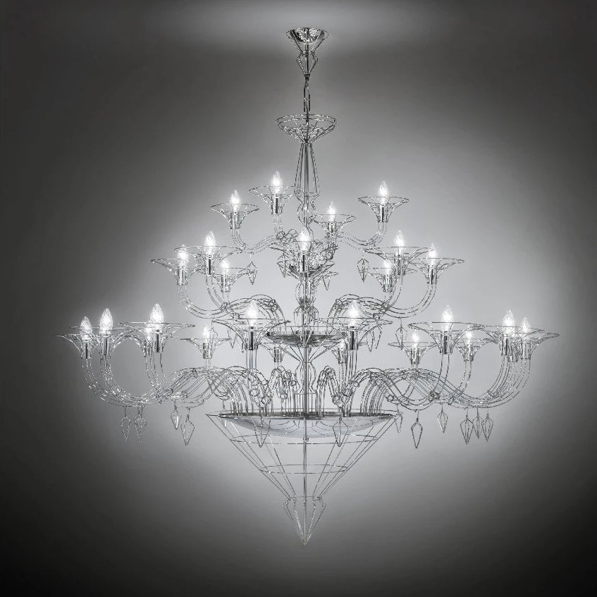 Dedalo 28-Arm Chandelier