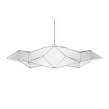 Load image into Gallery viewer, Fold Emeraude Pendant