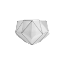 Load image into Gallery viewer, Fold Grenat Pendant