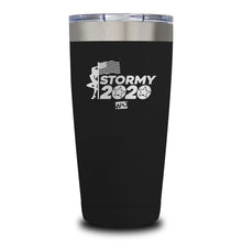 Load image into Gallery viewer, Stormy 2020 Laser Etched Tumbler (Premium)