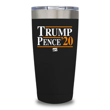 Load image into Gallery viewer, Trump Pence 2020 Color Printed Tumbler (Premium)