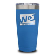Load image into Gallery viewer, Walton And Johnson Logo Laser Etched Tumbler (Premium)