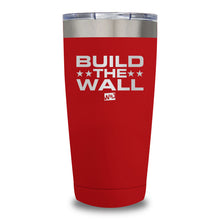 Load image into Gallery viewer, Build The Wall Laser Etched Tumbler (Premium)