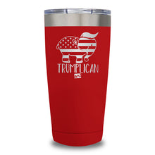 Load image into Gallery viewer, Trumplican Laser Etched Tumbler (Premium)