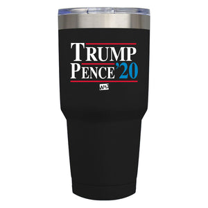 Trump Pence 2020 Color Printed Tumbler (Premium)