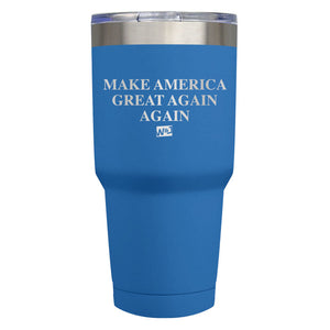 Make America Great Again Laser Etched Tumbler (Premium)