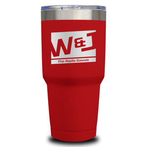Walton And Johnson Logo Laser Etched Tumbler (Premium)