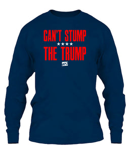 Can't Stump Trump Apparel