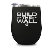 Load image into Gallery viewer, Build The Wall Stemless Wine Cup