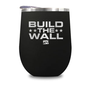 Build The Wall Stemless Wine Cup