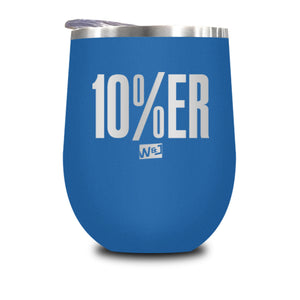10 Percenter Stemless Wine Cup