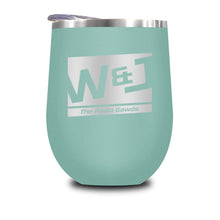 Load image into Gallery viewer, Walton And Johnson Logo Stemless Wine Cup