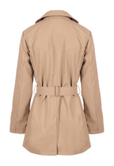 Reen Tan Coat