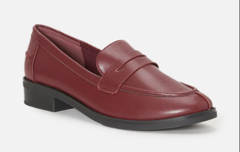 Loafer Dark Plum