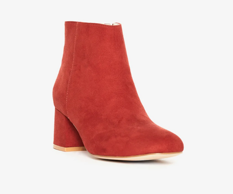 Immi Suede Boot Rust