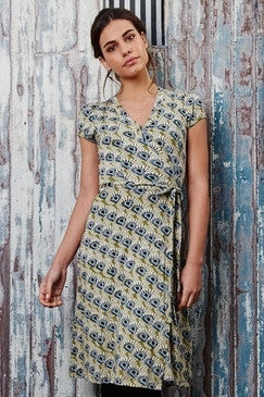 Mystic Wrap Dress