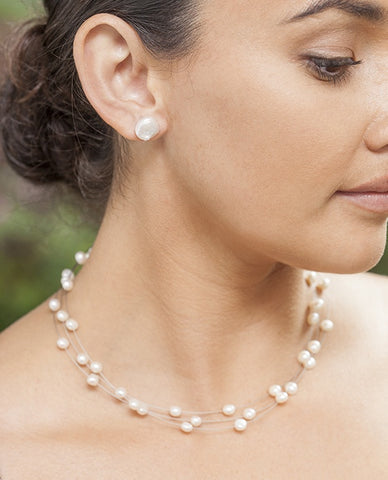 Row FW Pearl Necklace