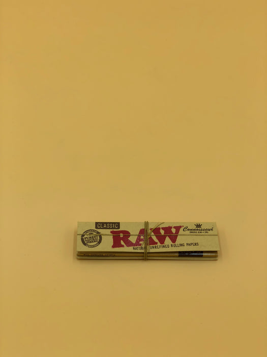 RAW KING SIZE + TIPS