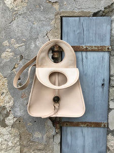 Amélie Crossbody - Natural