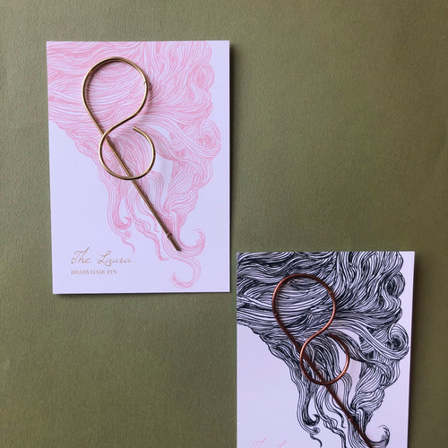 'The Laura' Hair Pin