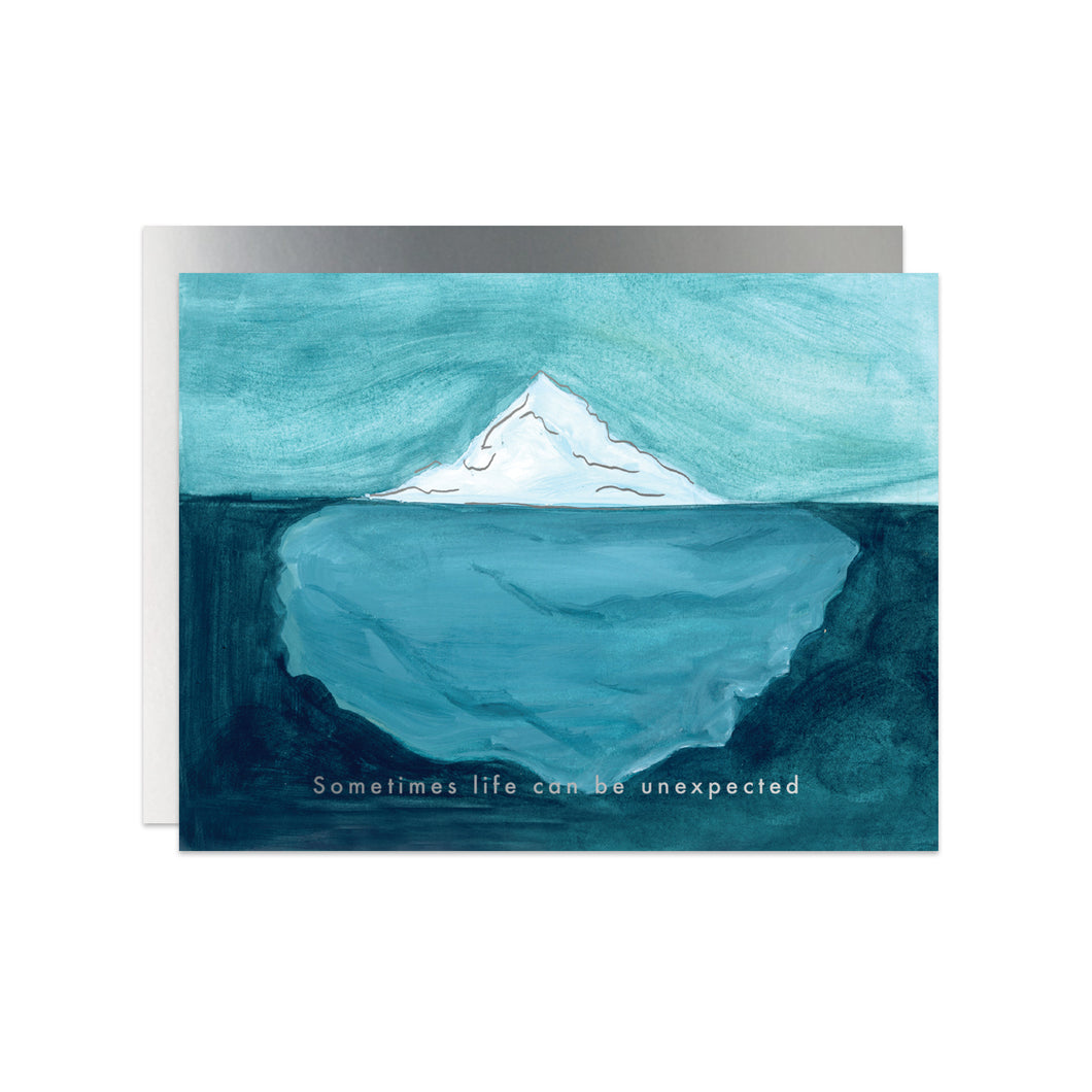 Iceburg Card