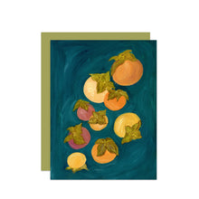 Load image into Gallery viewer, American Persimmons Card