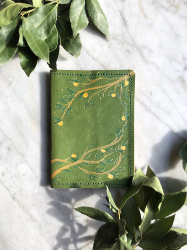Passport Cover - Orchard