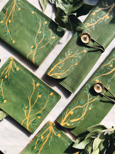 Artist Pouch -Orchard