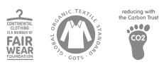 organic logo for climbing shirts
