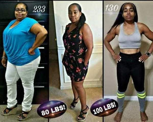 AUGUST 6:00 AM - GIJO EXTREME WEIGHT LOSS - **3 SPOTS OPEN** 3 Month Fat Annihilation Camp - For Women 250 LBS & UP Only (PAYMENT IS DUE BY JULY 25TH)