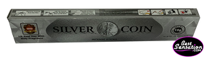 Silver Coin Incense Sticks