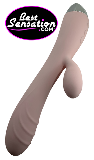 Mister Feel Good with a Thumb Vibrator