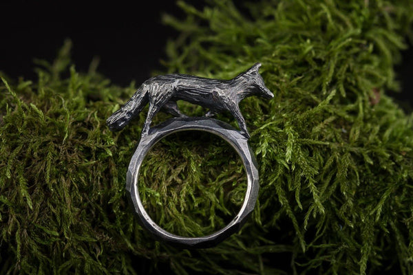 Fox Ring - ArtLofter
