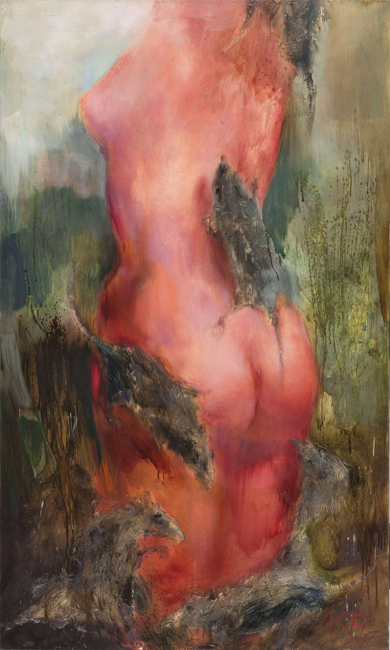 'Eroticism of Conscience' - ArtLofter