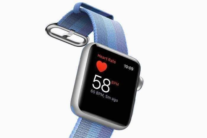 Apple's wearable tech could and should help your health