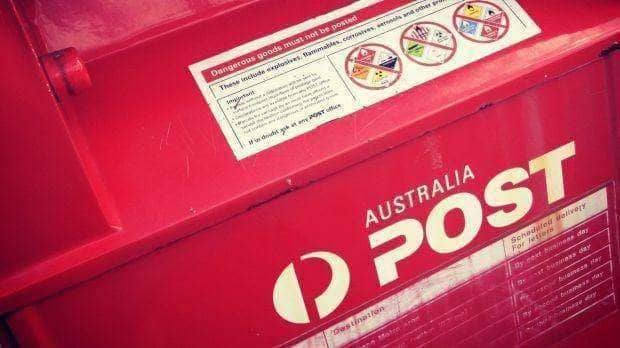 Australia Post Contractor Theft. Delivered or stolen by staff.