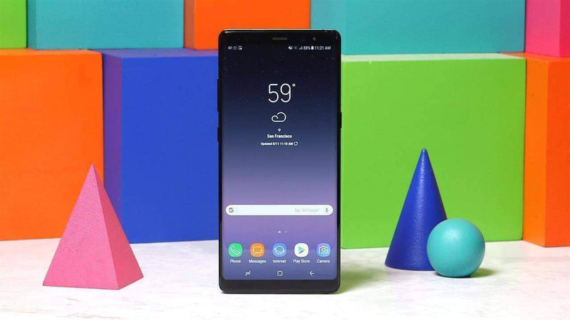 Galaxy Note 8 is the best smartphone on the market