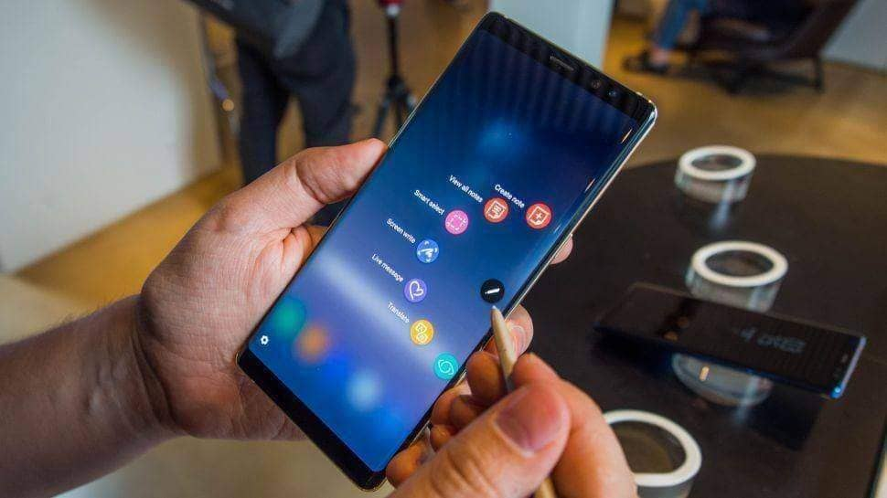 Samsung Galaxy Note 9. Release date and prices.