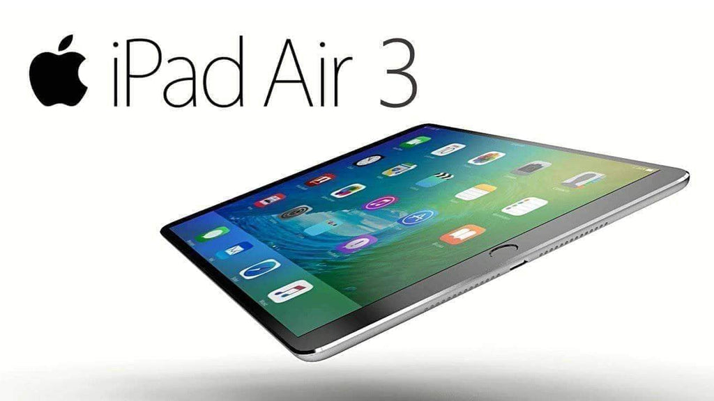 iPad Air 3 is coming