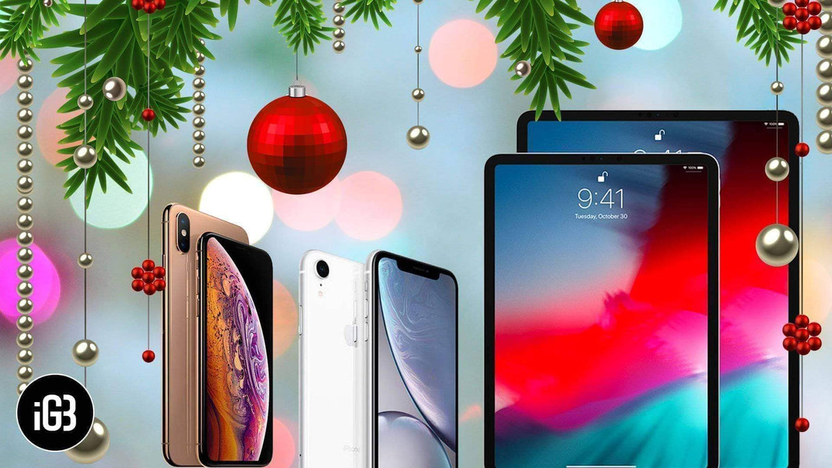 ipad deals this christmas