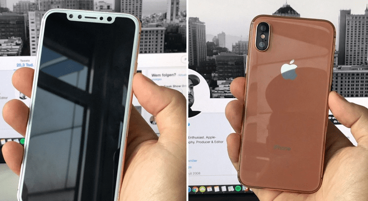 iPhone 8 to be release 12th of September
