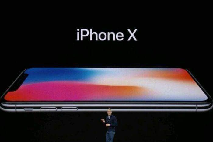 iPhone X and 8 launched