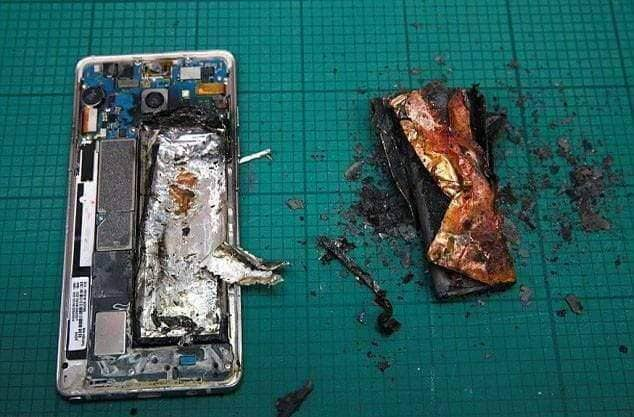 This is why the new S8 won't catch fire