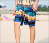 Printed Beach Shorts (1701)