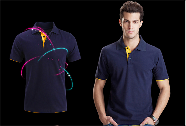 Short Sleeve Polo Shirt (XCLS) - Clothing Deals Online