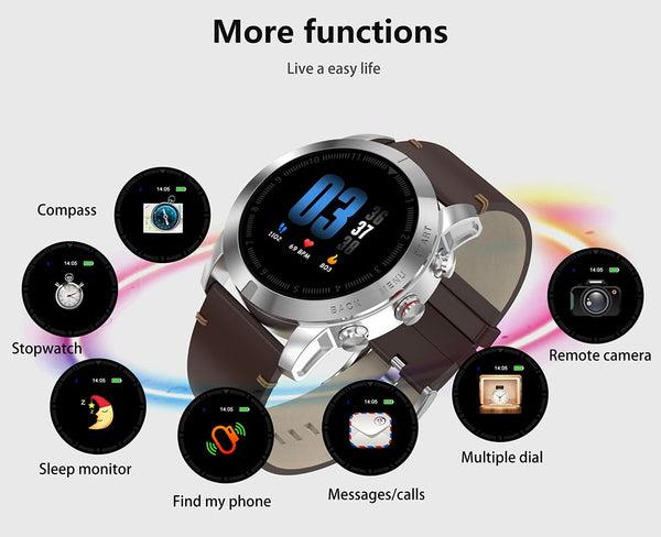 Sport Business Smart Watch (832QFAA) - Clothing Deals Online