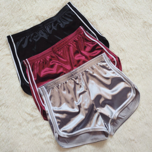 Elastic Waist Fitness Shorts (LALS) - Clothing Deals Online